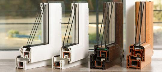 Fenêtres sur mesure esthétiques