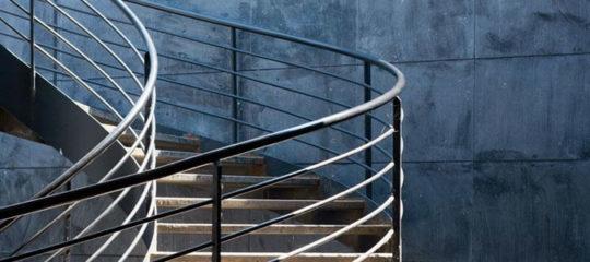 rampes d'escalier
