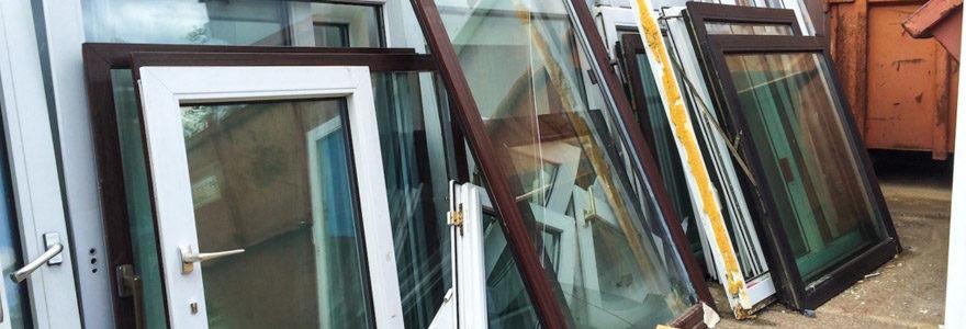 recyclage fenêtre